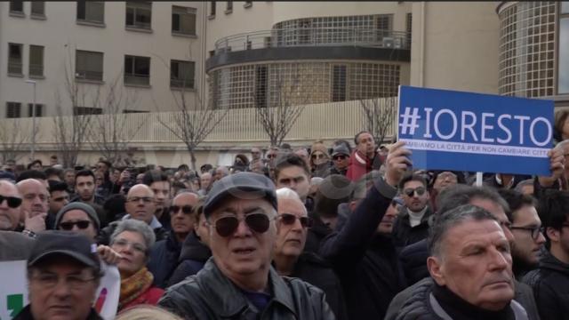 La Calabria si schiera al fianco di Nicola Gratteri, in tanti oggi a Catanzaro