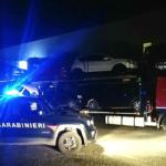 Rubano carburante dalle auto, arrestati autotrasportatore e complice