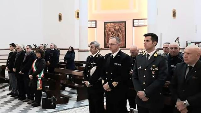 Crotone, la Polizia Locale torna a celebrare S. Sebastiano