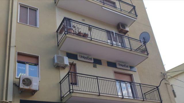 Crotone, ladri in azione nella notte: presa di mira l'agenzia di assicurazioni UnipolSai di via Santa Croce