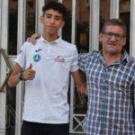 Crotone, domenica prossima i primi Campionati Italiani Assoluti per Ayoub Idam