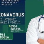 Coronavirus, Santelli: situazione sotto controllo ma attenzione massima