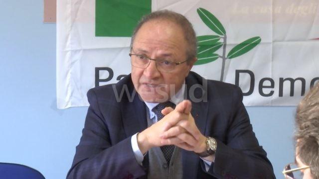 Crotone, Amministrative 2020: Va a Franco Iacucci il simbolo del PD