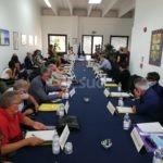 """Il ministro dell'Istruzione Azzolina in Calabria: """"Stanziati 2 mld per lavori su edilizia e poteri speciali a sindaci e presidenti delle province"""""""