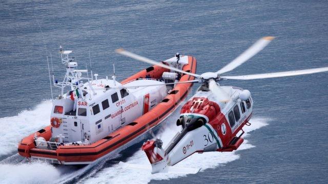 """Torna l'opeazione della Guardia Costiera  """"Mare Sicuro 2020"""",per un'estate all'insegna della sicurezza in mare"""