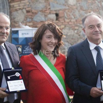 A Gratteri e Affidato, testimoni della Calabria bella davvero, conferita la cittadinanza onoraria di Caccuri