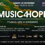 """Crotone, """"Music 4 Hope"""": raccolta fondi in live streaming promossa dal gruppo Pure Club Culture"""