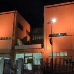 Il Comando Provinciale dei Carabinieri di Crotone si illumina di arancione contro la violenza sulle donne