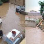 VIDEO | Crotone, l'alluvione mette in ginocchio le famiglie di Gabella