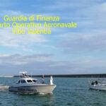 Migranti, in 52 intercettati dalla Guardia di Finanza al largo di Crotone