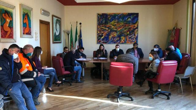 Emergenza Maltempo nel Crotonese: Riunione in Provincia con i sindaci dei comuni colpiti