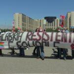 Tutela del lavoro e sanità pubblica: sit in alla Cittadella regionale