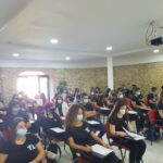 Crotone, con l'inizio del nuovo anno scolastico in aula anche gli studenti dell'Accademia Target