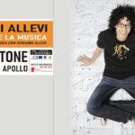 Crotone, questa sera al Teatro Apollo Giovanni Allevi
