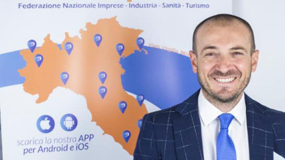 Andrea Esposito Direttore Nazionale di FenImprese