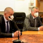 """VIDEO   Sanità in Calabria, a Crotone il sottosegretario Costa: """"Implementare i servizi sul territorio"""""""
