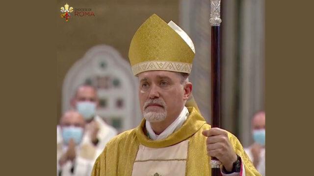Ordinazione episcopale di don Attilio Nostro, nominato vescovo della diocesi di Mileto-Nicotera-Tropea