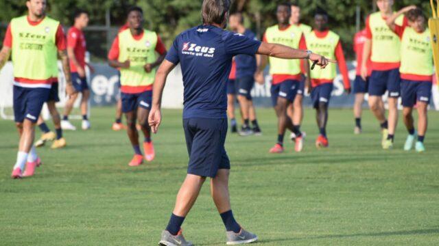 Il Football Club Crotone vittima di un furto al centro sportivo